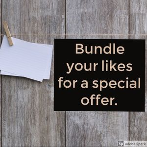 Other - Bundle your likes and I will make you an offer! ☺️